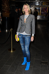 Natalie Appleton attends the Kate Moss Photo Exibition. The Savoy Hotel, London, United Kingdom. Thursday, 30th January 2014. Picture by Chris Joseph / i-Images