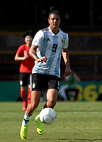 International Women's Friendly Matchs 2019 / <br /> Cup of Nations Tournament 2019 - <br /> Argentina vs South Korea 0-5 ( Leichhardt Oval Stadium - Sidney,Australia ) - <br /> Florencia Soledad Jaimes of Argentina