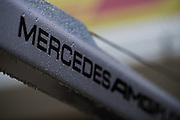 October 23-25, 2015: United States GP 2015: Mercedes pit gantry