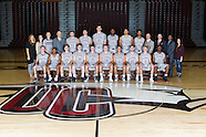OC Men's BBall Team and Individuals - 2015-2016 Season