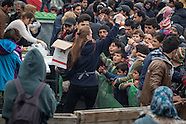 Stucked refugees in Idomeni, 17.03.16
