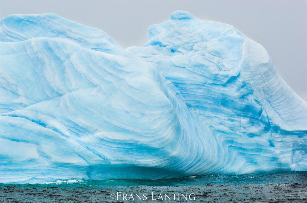 Iceberg, Orkney Islands, Antarctica