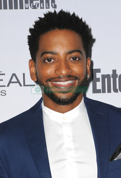Shaun Brown bei der 2016 Entertainment Weekly Pre Emmy Party in Los Angeles / 160916<br /> <br /> ***2016 Entertainment Weekly Pre-Emmy Party in Los Angeles, California on September 16, 2016***