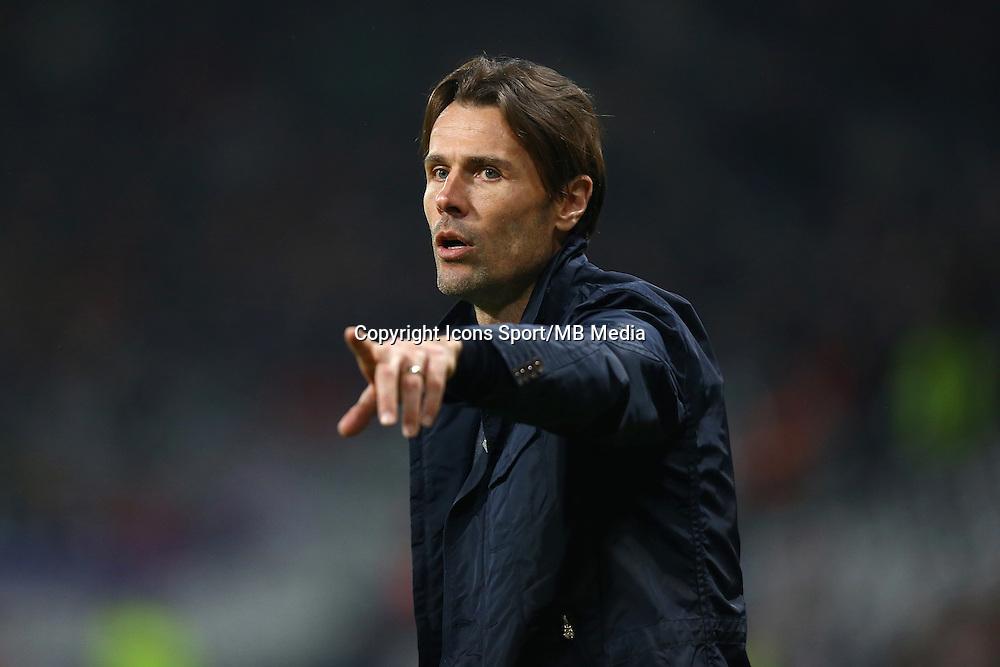 Dominique Arribage - 21.03.2015 - Toulouse / Bordeaux - 30eme journee de Ligue 1<br />Photo : Manuel Blondeau / Icon Sport
