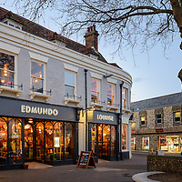 Edmundo Lounge - Bury St Edmonds