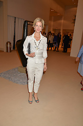 ELIZABETH ESTEVE at the private preview of Masterpiece 2015 held at the Royal Hospital Chelsea, London on 24th June 2015.