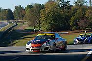 #65 Kelly Moss Motorsports Porsche 911 GT3 Cup: Frank Selldorff