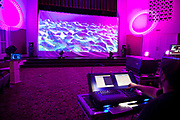 High End Systems/Barco lighting display for RZI at the New Orleans Scottish Rite Temple
