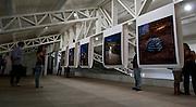 Tiradentes_MG. 17 de fevereiro de 2011...FOTO EM PAUTA TIRADENTES..Cobertura do festival de fotografia Foto em Pauta que acontece no período de 16 a 20 de fevereiro de 2011, compreendendo diversas atividades: exposicoes, oficinas, palestras, debates, projecoes de fotografias e atividades educativas voltadas para a comunidade local.O festival surge depois de sete anos de sucesso do projeto FOTO EM PAUTA, que acontece na capital mineira desde 2004 e ja apresentou o trabalho de mais de 40 fotografos brasileiros. Alem de Belo Horizonte, o Foto em Pauta ja circulou por doze estados brasileiros...Detalhe da exposicao Homem Pedra, de Pedro David...Foto: RODRIGO LIMA / NITRO.