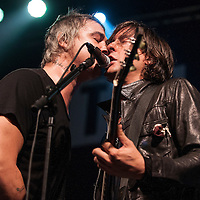 Chaotic indie rockers The Libertines announce a tour days before the release of their 3rd studio album 'Anthems For Doomed Youth' kicking off in their favourite city - Glasgow<br />