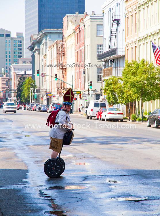 Downtown New Orleans, LA, USA