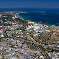 Aerial - Kwinana  -24 Oct 14