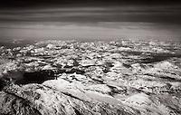 Vinter i fjella.<br /> Foto: Svein Ove Ekornesvåg
