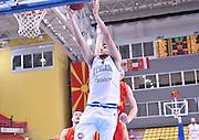 DESCRIZIONE : Skopje torneo  internazionale Italia - Montenegro<br /> GIOCATORE : Alessandro Gentile<br /> CATEGORIA : nazionale maschile senior A <br /> GARA : Skopje torneo  internazionale Italia - Montenegro <br /> DATA : 25/07/2014 <br /> AUTORE : Agenzia Ciamillo-Castoria/