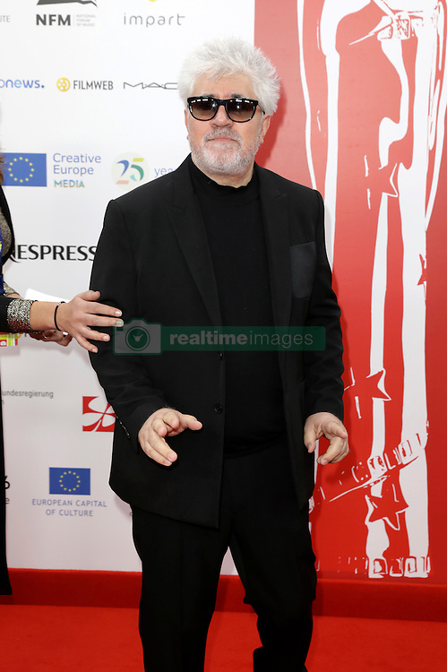 December 10, 2016 - Wroclaw, Lower Silesian, Deutschland - Pedro Almodovar attends the 29th European Film Awards 2016 at the National Forum of Music on December 10,2016 in Wroclaw, Poland. (Credit Image: © Future-Image via ZUMA Press)