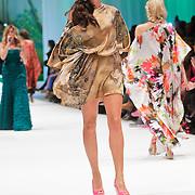NLD/Amsterdam/20120320 - Modeshow Raak 2012 Amsterdam, Nadia Pelesa