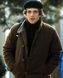 Dec 21, 1982; Providence, Rhode Island, USA; JOHN F. KENNEDY JR. at Brown University.    (Credit Image: © Pamela Price/ZUMAPRESS.com)