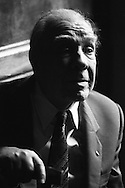 Jorge Luis Borges (1980).<br />