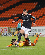Randy Wolters of Dundee  - Dundee United v Dundee, SPFL Under 20 Development League at Tannadice Park, Dundee<br /> <br />  - &copy; David Young - www.davidyoungphoto.co.uk - email: davidyoungphoto@gmail.com