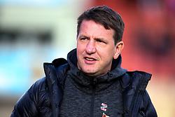 Barnsley manager Daniel Stendel - Mandatory by-line: Robbie Stephenson/JMP - 27/10/2018 - FOOTBALL - Oakwell Stadium - Barnsley, England - Barnsley v Bristol Rovers - Sky Bet League One