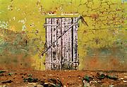 Door Texture Podor Senegal