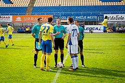 Nejc Kajtazovic during football match between NK Celje and NK Domžale in 27th Round of Prva Liga Telekom Slovenije 2016/17, on April 1, 2017 in Arena Petrol, Celje, Slovenia. Photo by Ziga Zupan / Sportida