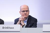 22 NOV 2019, LEIPZIG/GERMANY:<br /> Ralph Brinkhaus, CDU, Vorsitzender der CDU/CSU Bundestagsfraktion, CDU Bundesparteitag, CCL Leipzig<br /> IMAGE: 20191122-01-013<br /> KEYWORDS: Parteitag, party congress