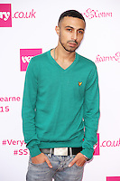 Adam Deacon, Fearne Cotton SS15 Collection for very.co.uk - Catwalk Show, One Marylebone, London UK, 11 September 2014; Photo by Brett D. Cove