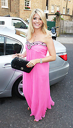 © Licensed to London News Pictures. Holly Willoughby, ITV Summer Reception, Chepstow Villas, London UK, 17 July 2013. Photo by Brett Cove/LNP