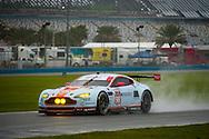 #98 Aston Martin Racing Aston Martin Vantage V8: Pedro Lamy, Darren Turner, Mathias Lauda, Paul Dalla Lana