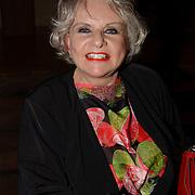 Modeshow Sheila de Vries 2004, Sylvia de Leur