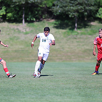 Men's Soccer: Wisconsin Lutheran College Warriors vs. Olivet College Comets