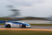 November 19-22, 2015: Lamborghini Super Trofeo at Sebring Intl Raceway. #111 Mark Ineichen (CHE), Konrad Motorsport
