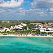 Princess Resorts. Riviera Maya, Quintana Roo, Mexico.