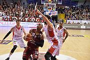 Tyrus McGee<br /> Venezia 12 Febbraio 2017 -<br /> Campionato Basket Lega A <br /> Umana Reyer Venezia vs Grissin Bon Reggio Emilia<br /> Foto Ciamillo/Michele Gregolin