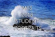 MIIS Student Portraits 2018