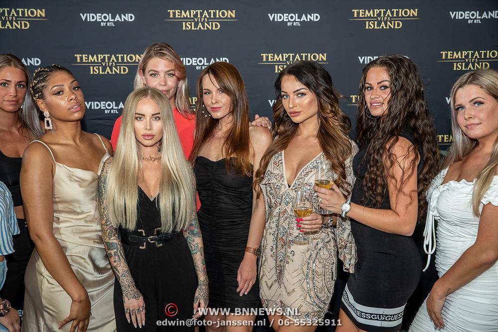 NLD/Amsterdam/20190624 - Temptation Island VIPS 2019, verleidsters