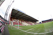 The Northern Commercials Stadium prior to  the EFL Sky Bet League 1 match between Bradford City and Gillingham at the Northern Commercials Stadium, Bradford, England on 24 March 2018. Picture by Mick Atkins.