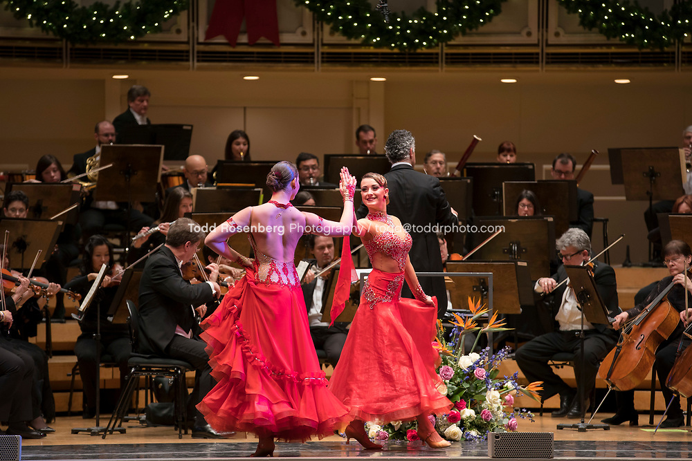12/30/17 3:03:33 PM -- Chicago, IL, USA<br /> Attila Glatz Concert Productions' &quot;A Salute to Vienna&quot; at Orchestra Hall in Symphony Center. Featuring the Chicago Philharmonic <br /> <br /> &copy; Todd Rosenberg Photography 2017