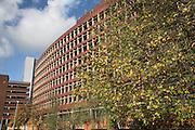 AXA insurance offices, Ipswich, Suffolk, England