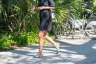 Valentino Rock Stud Heels, Art Basel Miami 2017