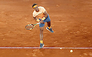 Rafael Nadal during the Madrid Open at Manzanares Park Tennis Centre, Madrid<br /> Picture by EXPA Pictures/Focus Images Ltd 07814482222<br /> 05/05/2016<br /> ***UK & IRELAND ONLY***<br /> EXPA-ESP-160505-0098.jpg