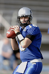 25 November 2006: Joel Evers.&#xD;The Redbirds romped the Panthers by a score of 24-13.&#xD;This game was a 1st round NCAA Division 1 Playoff held at O'Brien Stadium on the campus of Eastern Illinois University in Charleston Illinois.<br />