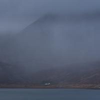 Portrait Mist over Scalpay