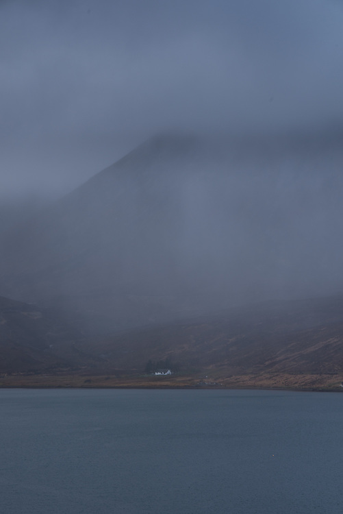 Portrait Mist over Scalpay