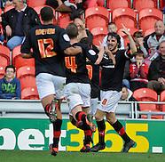 Doncaster Rovers v Brentford 201012