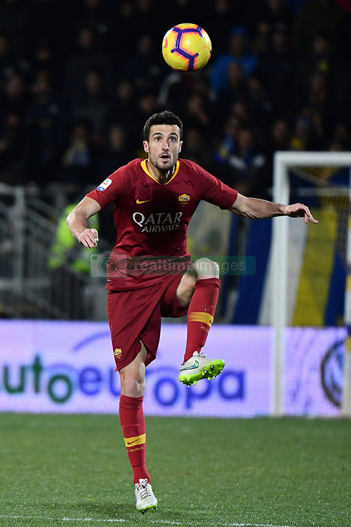 February 23, 2019 - Frosinone, Italia - Foto Alfredo Falcone - LaPresse.23/02/2019 Frosinone ( Italia).Sport Calcio.Frosinone - Roma.Campionato di Calcio Serie A Tim 2018 2019 - Stadio Benito Stirpe di Frosinone.Nella foto:marcano..Photo Alfredo Falcone - LaPresse.23/02/2019 Frosinone (Italy).Sport Soccer.Frosinone - Roma.Italian Football Championship League A Tim 2018 2019 - Stadium Benito Stirpe of Frosinone.In the pic:marcano (Credit Image: © Alfredo Falcone - Lapresse.&Quot/Lapresse via ZUMA Press)