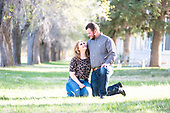 Katherin and Zach Old Ft. Bayard Engagement Session