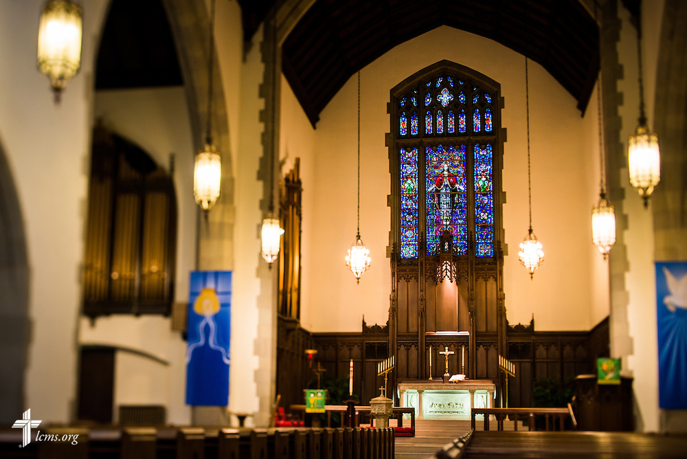 Photographs at Messiah Lutheran Church on Monday, June 27, 2015, in St. Louis. LCMS Communications/Erik M. Lunsford