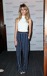 Image licensed to i-Images Picture Agency. 16/06/2014. Jade Williams  arriving for the launch of a Gregory Peck exhibition at the Huntsman tailors in Savile Row, London, to celebrate five decades of dressing the Hollywood actor. Picture by Stephen Lock / i-Images